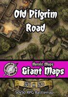 Heroic Maps - Giant Maps: Old Pilgrim Road