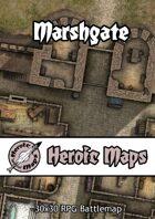 Heroic Maps - Marshgate