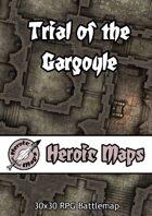 Heroic Maps - Trial of the Gargoyle