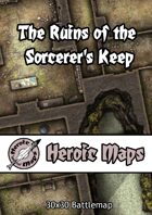 Heroic Maps - The Ruins of the Sorcerer's Keep