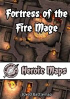 Heroic Maps - Fortress of the Fire Mage