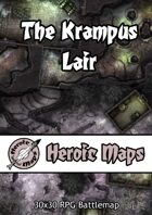 Heroic Maps - The Krampus Lair