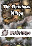 Heroic Maps - The Christmas Village