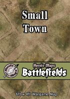 Heroic Maps - Battlefields: Small Town