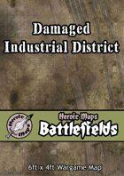 Heroic Maps - Battlefields: Damaged Industrial District