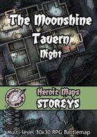 Heroic Maps - Storeys: The Moonshine Tavern (Night)