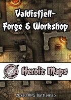 Heroic Maps - Valdisfjell Forge & Workshop