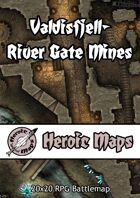 Heroic Maps - Valdisfjell River Gate Mines