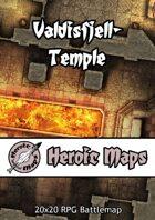 Heroic Maps - Valdisfjell Temple