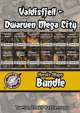 Heroic Maps - Valdisfjell Dwarven Mega City [BUNDLE]