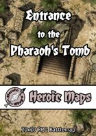 Heroic Maps - Entrance to the Pharaoh's Tomb