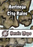 Heroic Maps - Aerineya: City Ruins
