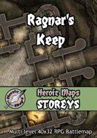 Heroic Maps - Storeys: Ragnar's Keep