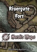Heroic Maps - Rivergate Fort