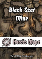 Heroic Maps - Black Scar Mine