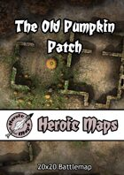 Heroic Maps - The Old Pumpkin Patch