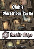 Heroic Maps - Olah's Mysterious Castle