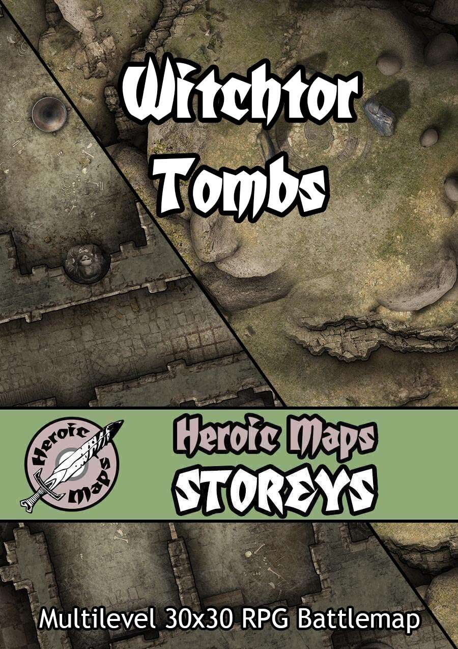 Heroic Maps - Witchtor Tombs