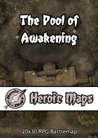 Heroic Maps - The Pool of Awakening