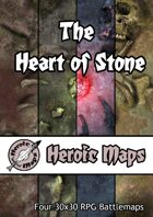 Heroic Maps - The Heart of Stone