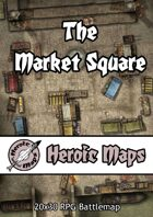 Heroic Maps - The Market Square