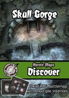 Heroic Maps - Discover: Skull Gorge