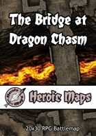 Heroic Maps - The Bridge at Dragon Chasm