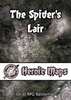 Heroic Maps - The Spider's Lair