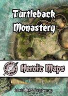 Heroic Maps - Turtleback Monastery