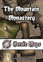 Heroic Maps - The Mountain Monastery