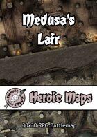 Heroic Maps - Medusa's Lair