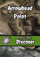 Heroic Maps - Discover: Arrowhead Point