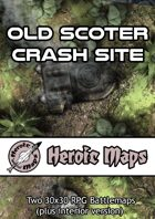 Heroic Maps - Old Scoter Crash Site