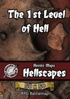 Heroic Maps - Hellscapes: The 1st Level of Hell