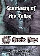 Heroic Maps - Sanctuary of the Fallen
