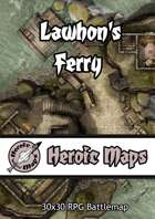 Heroic Maps - Lawhon's Ferry