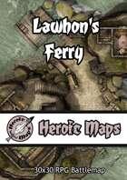 Heroic Maps - Lawhon's Ferry