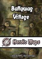 Heroic Maps - Bullywug Village