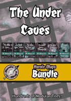 Heroic Maps - The Under Caves [BUNDLE]