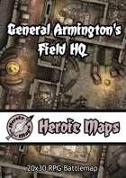 Heroic Maps - General Armington's Field HQ