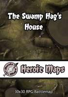 Heroic Maps - The Swamp Hag's House