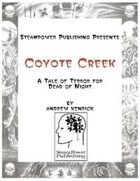 Dead of Night: Coyote Creek