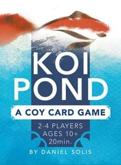 Koi Pond: A Coy Card Game