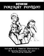 Portrait Pavilion 1 : Female Characters