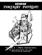 Portrait Pavilion 2 : Male Characters