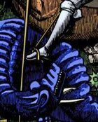 Octavirate Stock Collection 10: Saint George Vs. The Dragon