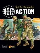 Bolt Action: World War II Wargames Rules