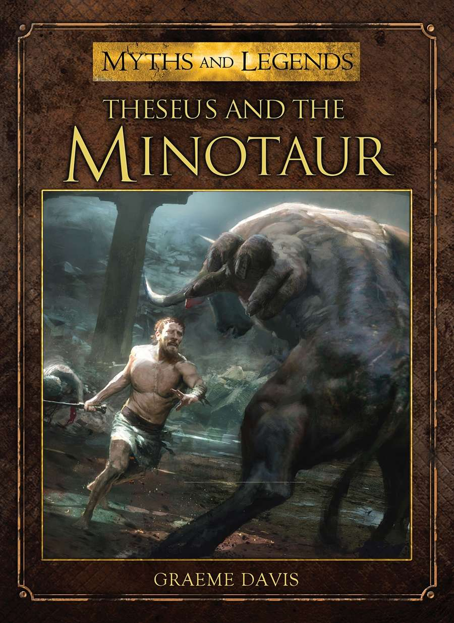 Theseus: The Minotaur and the Labyrinth