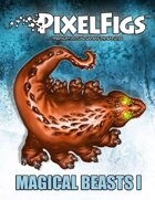 PixelFigs Magical Beasts I