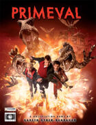 Primeval RPG Core Rulebook